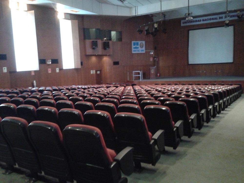 Auditorio Principal INICTEL